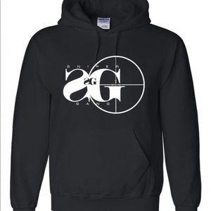 Sniper Gang hoodie Kodak Black rap